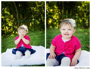baby photography, first year program, outdoor photo session, lawrenceburg indiana, aurora indiana, bright indiana photographer, hidden valley lake