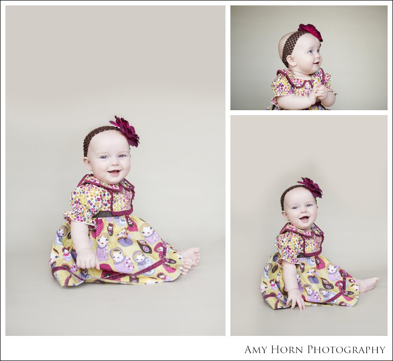 madison indiana baby photographer, first year program, six month session, baby girl photo session, amy horn photography, madison indiana family photographer, baby photography, portrait photographer, child photography