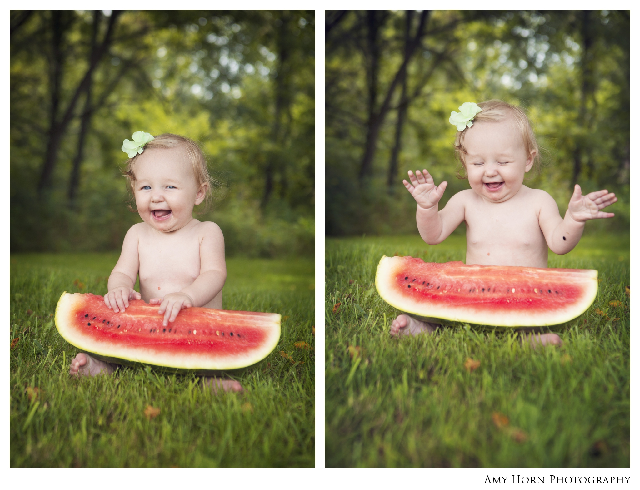 baby eating watermelonmadison indiana photographer baby01.jpg