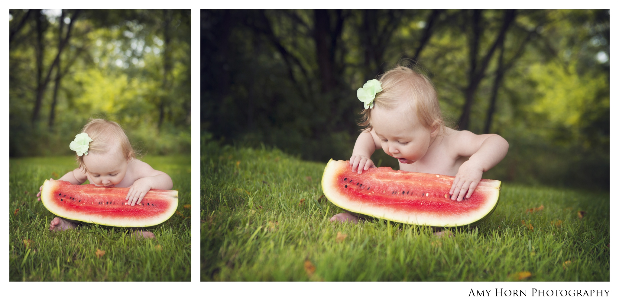 baby eating watermelonmadison indiana photographer baby03.jpg