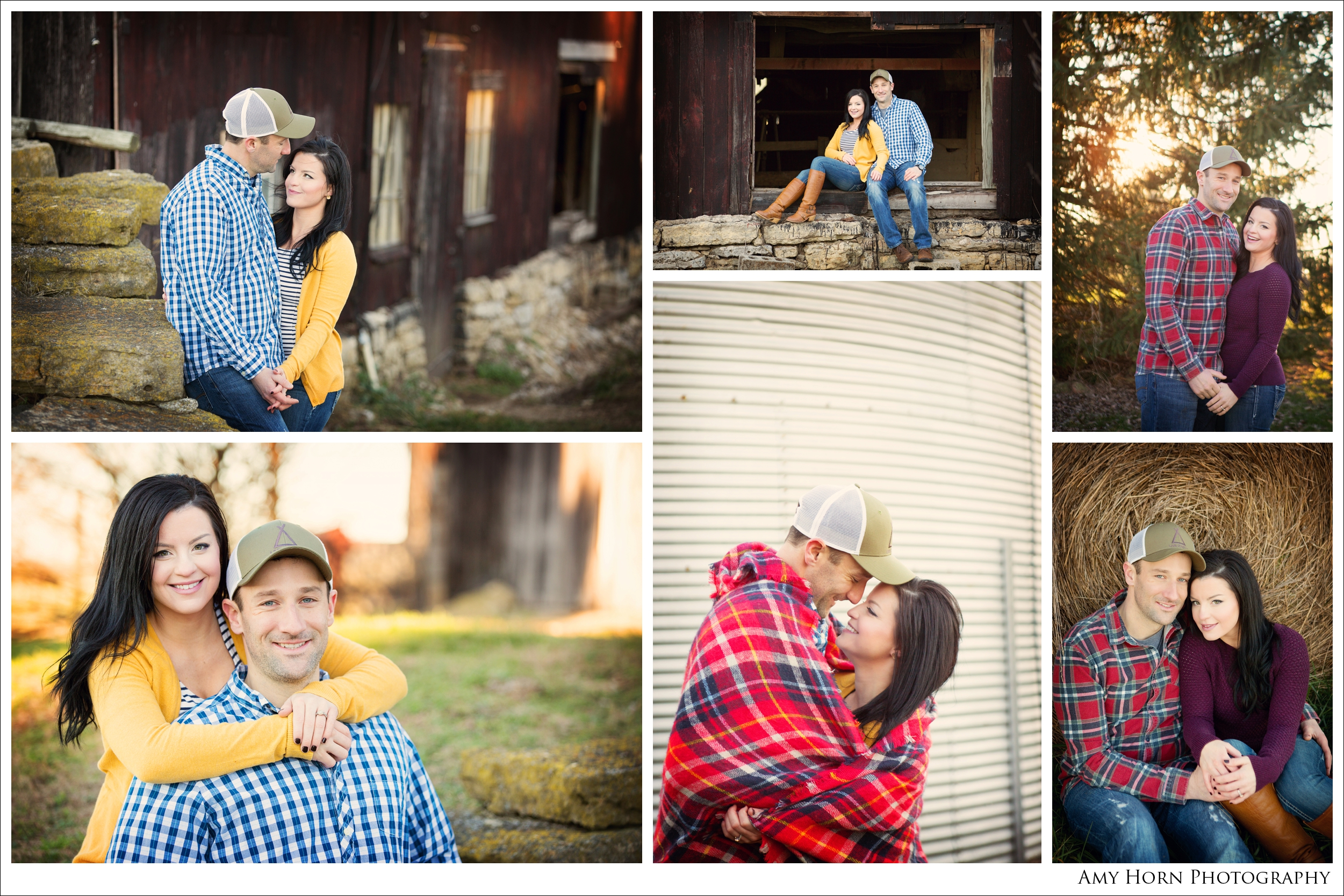 madison indiana engagement session, farm engagement session, farm photography, amy horn photography, country engagement session, lawrenceburg indiana photographer, madison indiana photographer,