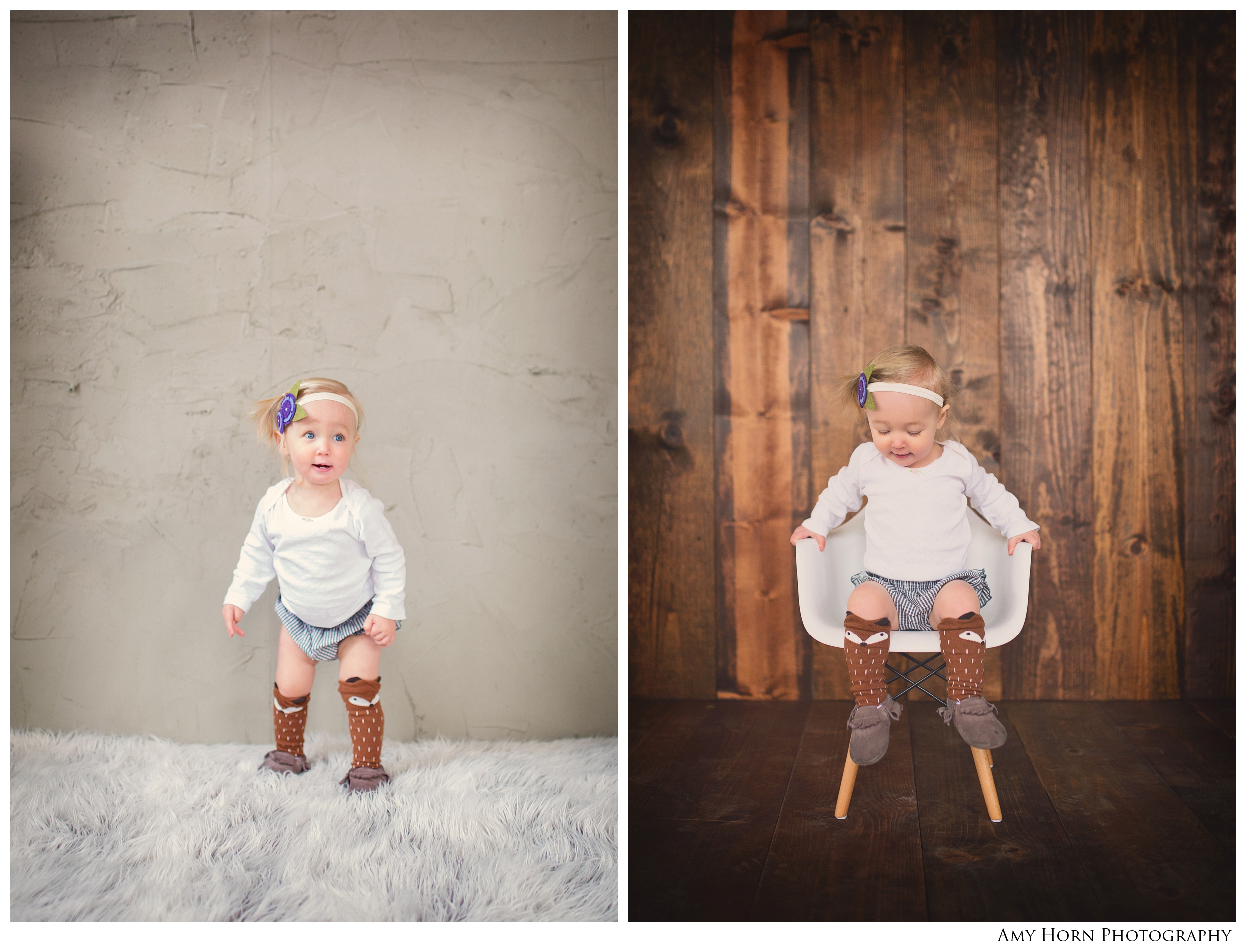 cincinnati ohio photographer, studio photographer, spring grove studios, lawrenceburg indiana photographer, northern kentucky photographer, studio photography, baby studio photography, six month old photo inspiration, self sitter photo inspiration, baby girl photo, amy horn photography